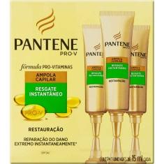 Ampola Restauração Pantene 3un 45ml