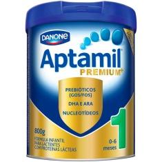 Fórmula Infantil Aptamil 1 Premium Danone 800g