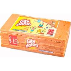 Paçoca de Amendoim Tablete Moreninha do Rio 1,01kg