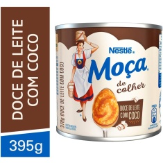 Doce de Leite com Coco Nestlé Moça de Colher 370g