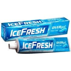 Gel Dental Over Max Cool Icefresh 90g