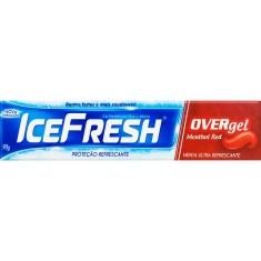 Gel Dental Menthol Red Ice Fresh 90g