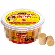 Paçoca de Amendoim Moreninha do Rio 1,02kg