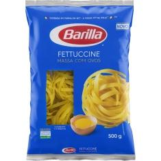 Macarrão com Ovos Barilla Fettuccine 500g