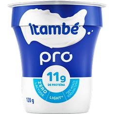 Iogurte Natural Pro Integral Light Itambé 120g