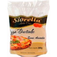 Massa Pizza Broto Pré Assada Siorella 350g