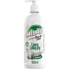Lava Louças de Coco Milão 500ml