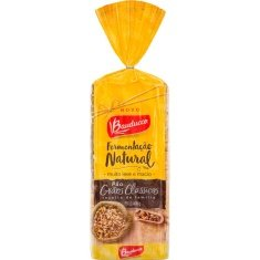 Pão de Forma Grãos Clássicos Bauducco 400g