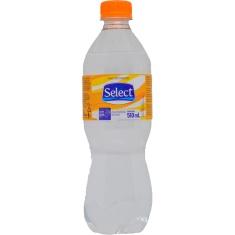 Água Mineral com Gás Select 510ml
