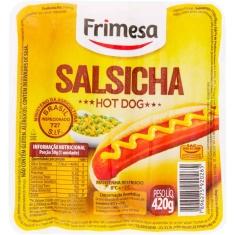 Salsicha Hot Dog Frimesa 420g