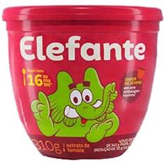 Extrato de Tomate Elefante Pote 310g