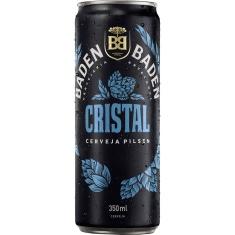 Cerveja Premium Cristal Baden Baden 350ml
