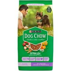 Alimento para Cães Filhotes Raças Minis e Pequenas Purina Extra Life Dog Chow 1kg