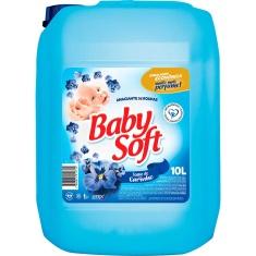 Amaciante Baby Soft Toque de Carinho 10l
