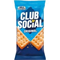 Biscoito Salgado Original Club Social 24g