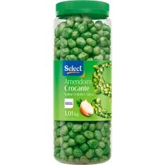 Amendoim Crocante sabor Cebola e Salsa Select 1,01kg