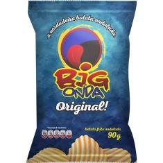 Batata Chips Big Onda Carimar 90g