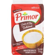 Farinha de Trigo Primor 1Kg