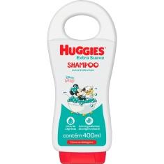 Shampoo Infantil Huggies Extra Suave 400ml