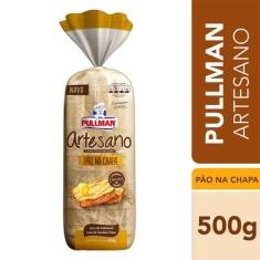 Pão na Chapa Artesano Pullman 500g