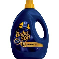 Amaciante Infinity Care Baby Soft 3L