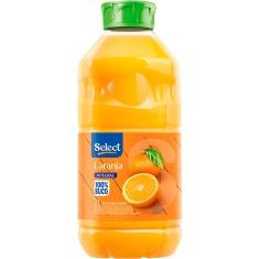 Suco Laranja Integral Refrigerado Select 2L