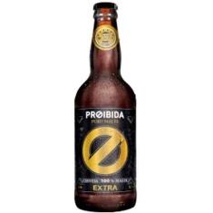 Cerveja Puro Malte Extra Proibida 500ml