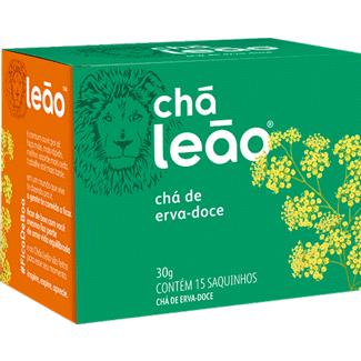 Chá de Erva Doce Leão 30g