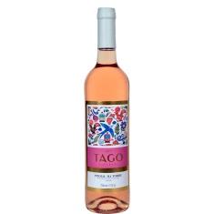 Vinho Rosé Português Tago 750ml
