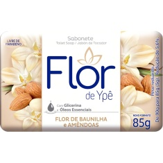 Sabonete Flor de Baunilha e Amêndoas Flor de Ypê 85g
