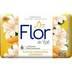 Sabonete Flor de Laranjeira e Damasco Flor de Ypê 85g