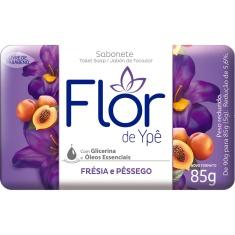 Sabonete Frésia e Pêssego Flor de Ypê 85g