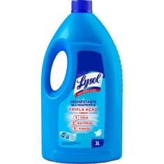 Desinfetante Multissuperfícies Pureza do Algodão Lysol 3L