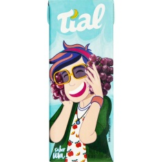 Néctar Uva Kids Tial 200ml