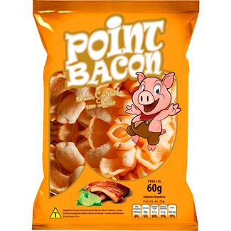 Salgadinho sabor Costelinha com Limão Point Chips 60g