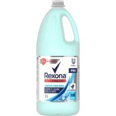 Sabonete Líquido Antibac para as Mãos Pro Limpeza Profunda Rexona 2L
