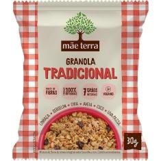 Granola Tradicional 7 Grãos Integrais Mãe Terra 30g
