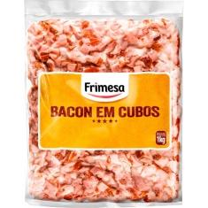 Bacon em Cubos Frimesa 1Kg