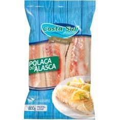 Filé de Polaca Alasca Costa Sul 800g