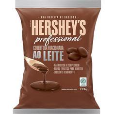 Cobertura Fracionada Chocolate ao Leite Hersheys 2,01kg