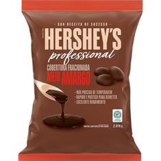 Cobertura Fracionada Chocolate Meio Amargo Hershey's 2,01kg