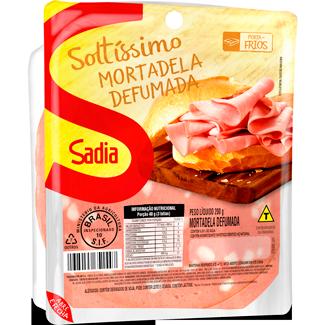 Mortadela Defumada Sadia Soltíssimo 200g