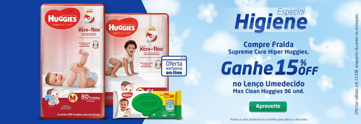 Home - Especial Higiene