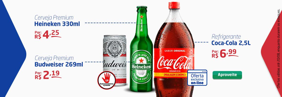 Home - Bebidas