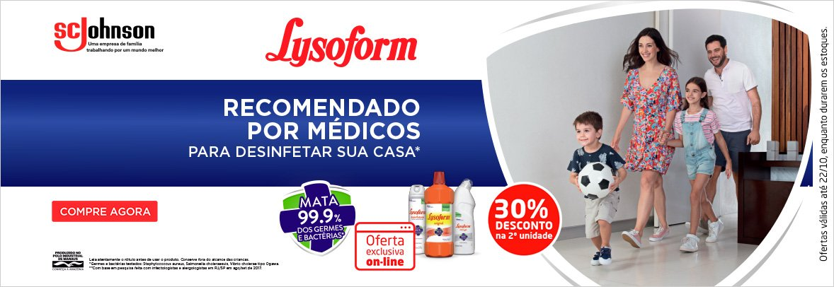 Home - Lysoform