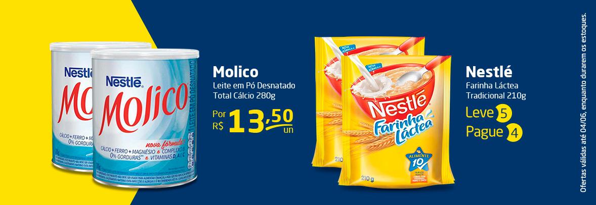 Home - Molico e Nestlé