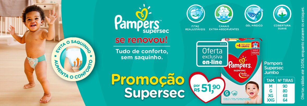 Home - Pampers