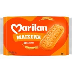 Biscoito de Maizena Marilan 400g