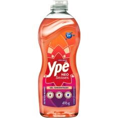 Detergente Concentrado em Gel Senses Ypê 416g
