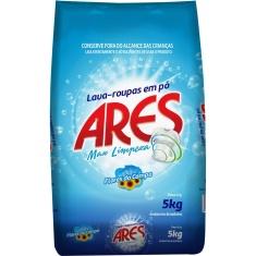 Lava Roupa Pó Ares 5Kg